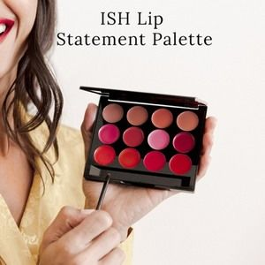 ISH Lip Palette Collaboration w/Alex Garza ~ NEW